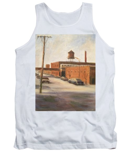 Wired And Ready Tank Top