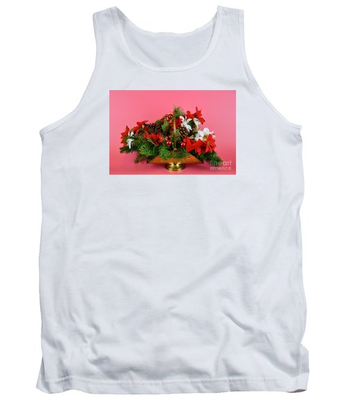 Wishes Of Joy For You Tank Top by Ray Shrewsberry