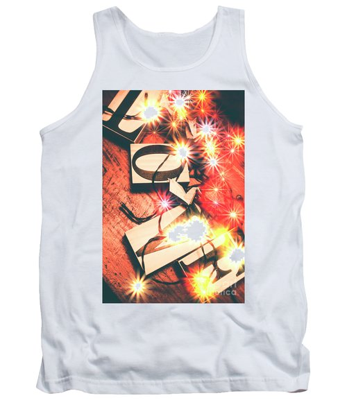 With Love And Lights Tank Top