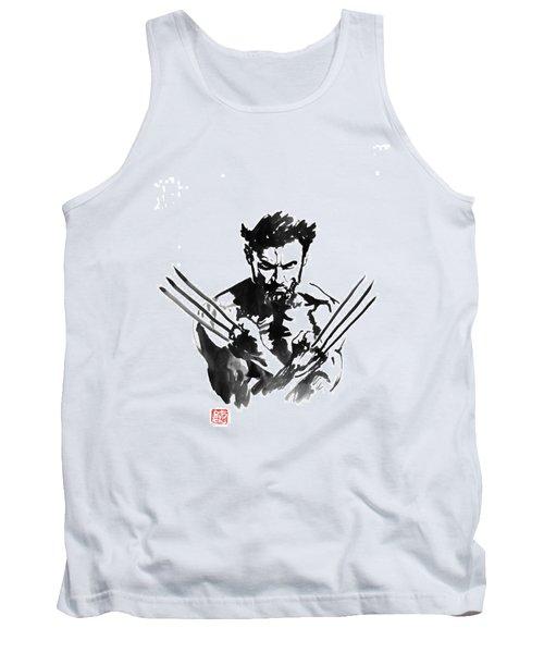 Wolverine Tank Top