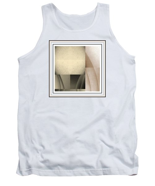 Woman Image Fivve Tank Top by Jack Dillhunt