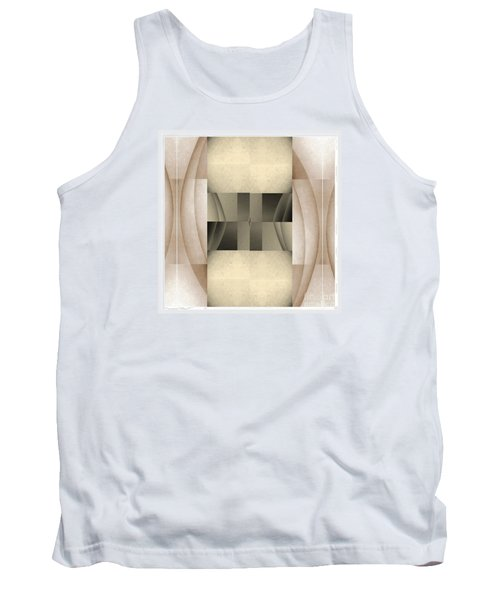 Woman Image Seven Tank Top by Jack Dillhunt