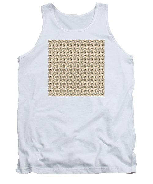 Woman Image Ten Tank Top by Jack Dillhunt