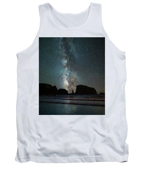 Tank Top featuring the photograph Wonders Of The Night by Darren White