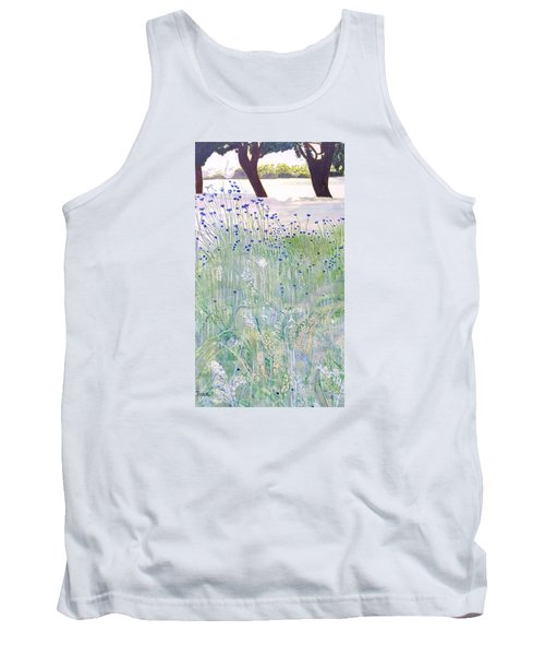Woodford Park In Woodley Tank Top
