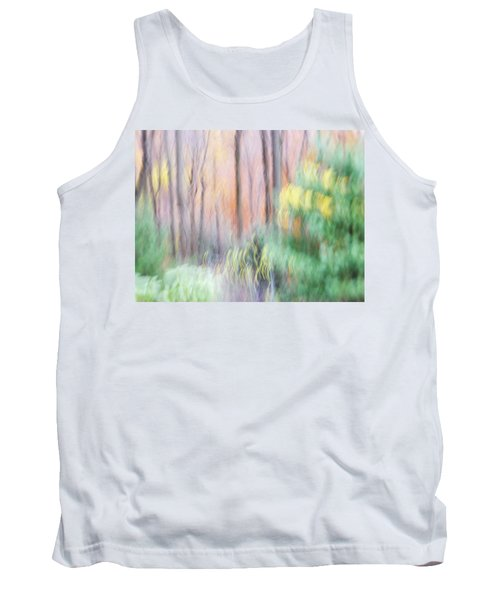 Woodland Hues 2 Tank Top by Bernhart Hochleitner