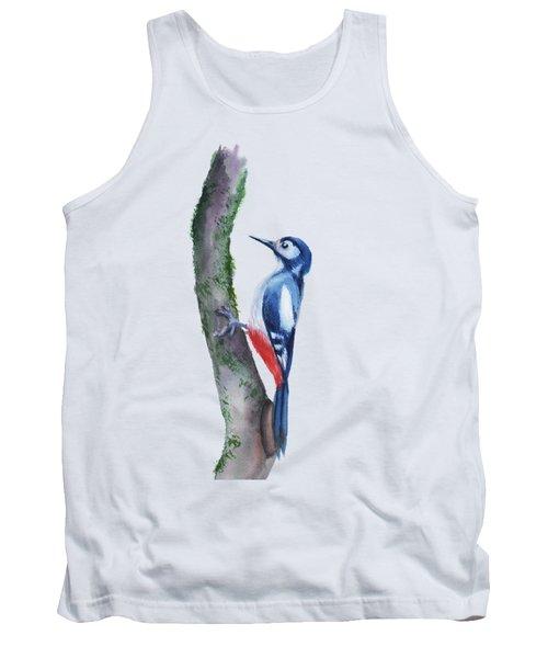 Woodpecker Tank Top