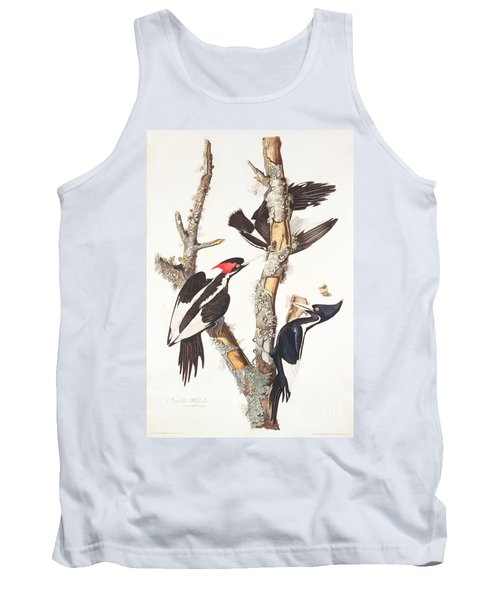Woodpeckers Tank Top