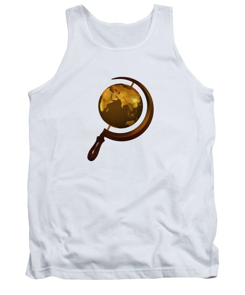 Workers Of The Globe Tank Top