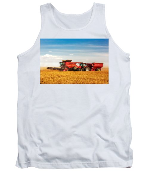 Working Side-by-side Tank Top