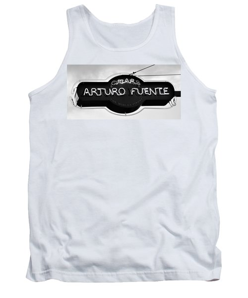 Worlds Finest Cigar Tank Top