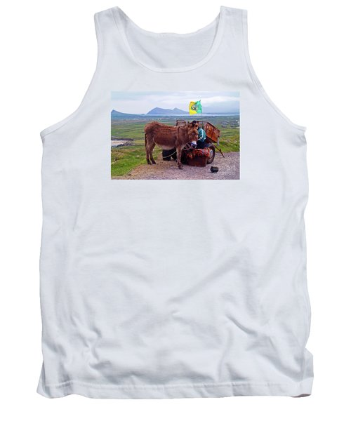 Would You Like A Ride In Ireland Tank Top