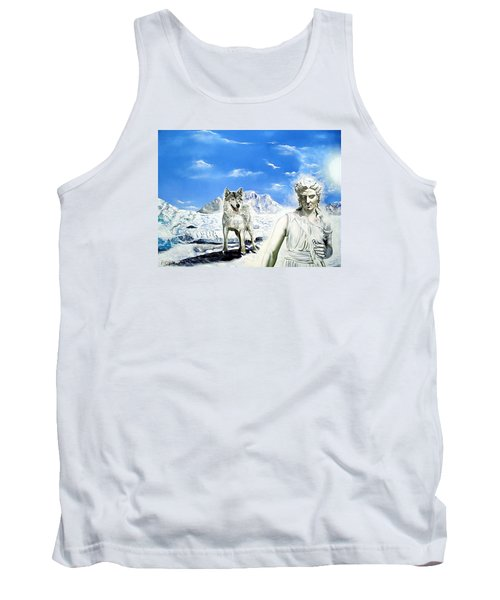 Wounded Amazon Tank Top