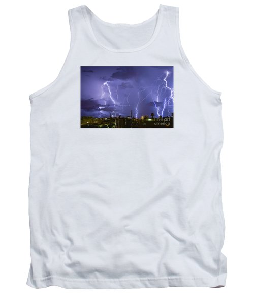 Wrath Of Gods Tank Top