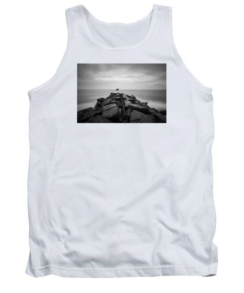 Wreck Of The Ss Atlansus Of Cape May Nj Tank Top