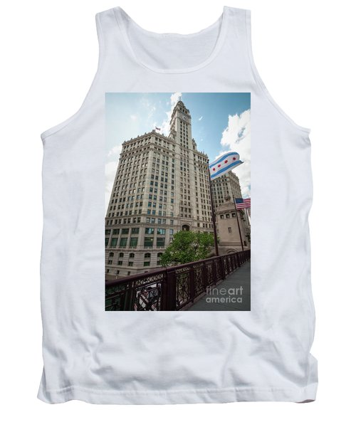 Wrigley Building Tank Top