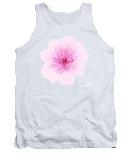 X-ray Of Peony Flower Tank Top