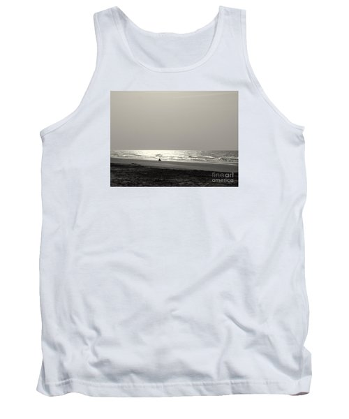 Tank Top featuring the photograph Y O L O by Mim White