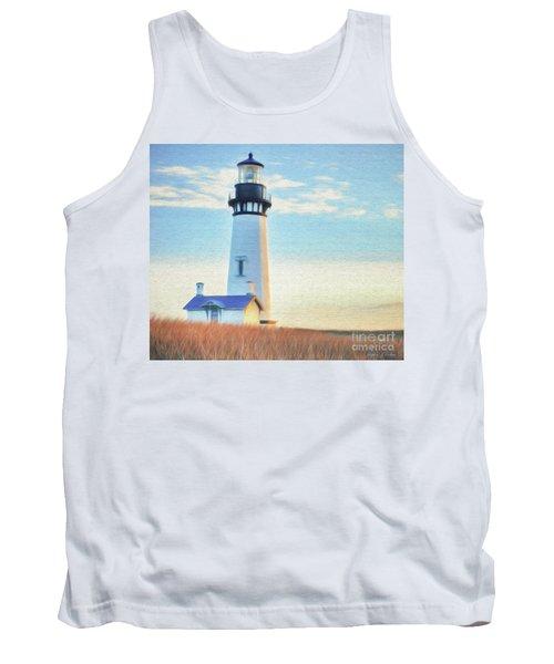 Yaquina Head Lighthouse Tank Top