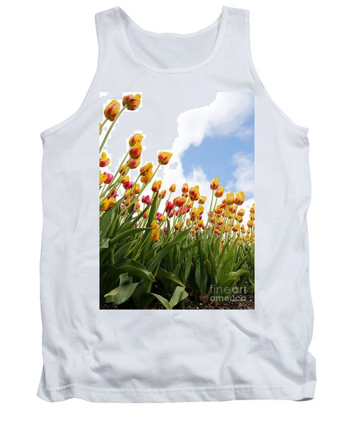 Tank Top featuring the photograph Yellow Fever by Robert Pearson