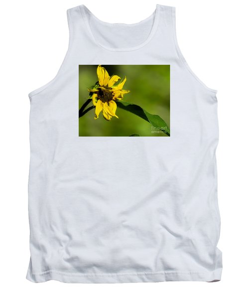 Yellow Flower 1 Tank Top