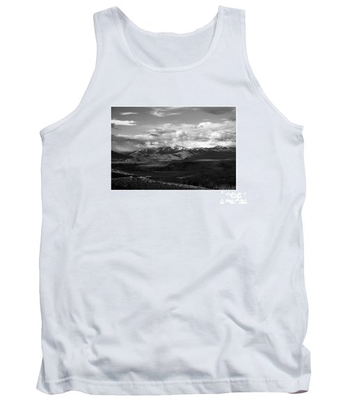 Yellowstone National Park Scenic Tank Top