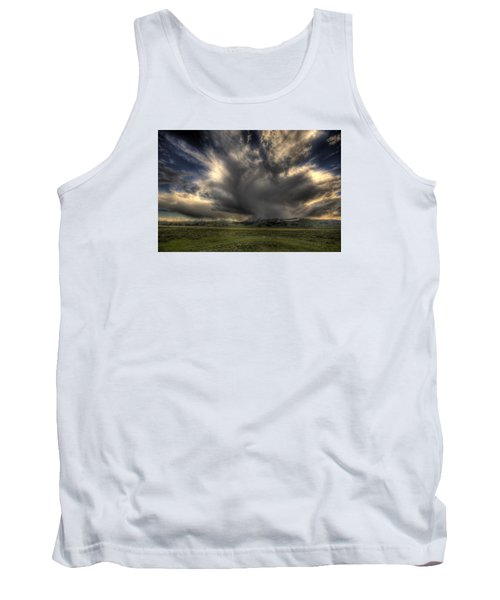 Yellowstone Storm Tank Top