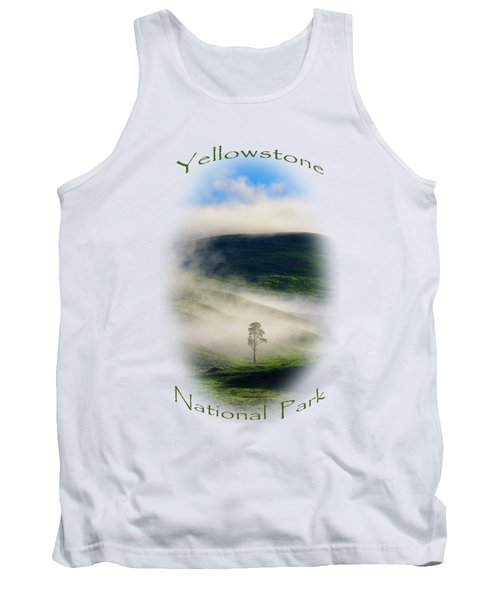 Yellowstone T-shirt Tank Top