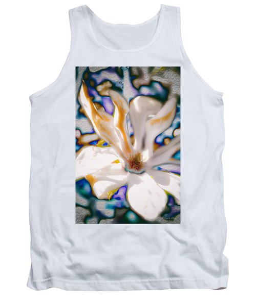 Yet Another Magnolia Tank Top