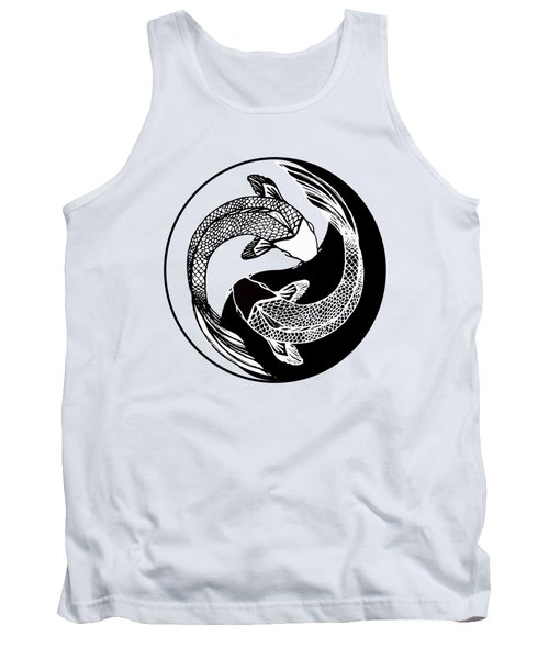 Yin Yang Fish Tank Top by Stephen Humphries