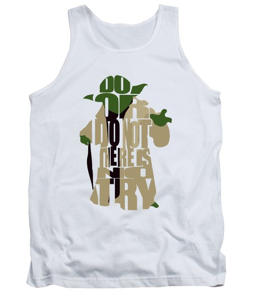 Yoda - Star Wars Tank Top