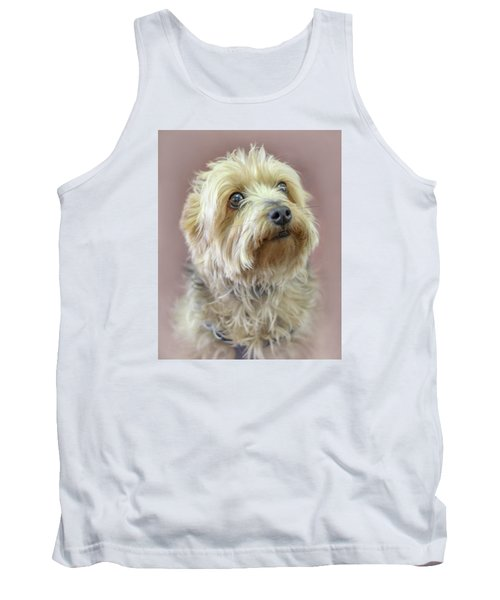 Yorkshire Terrier Tank Top by Marion Johnson
