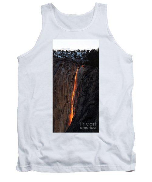 Yosemite Fire Falls - 2016 Tank Top