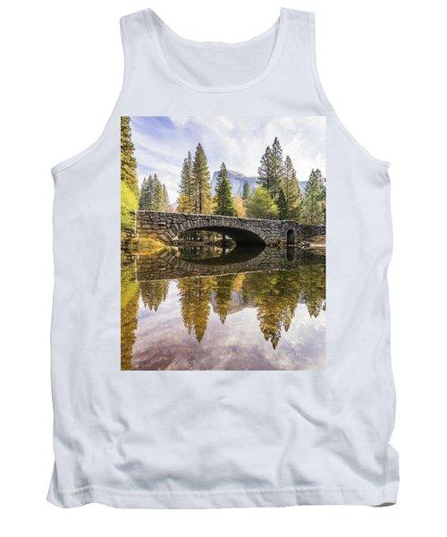 Yosemite Reflections Tank Top