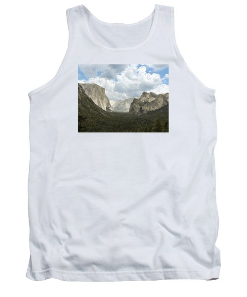 Yosemite Valley Yosemite National Park Tank Top