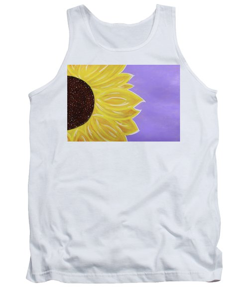 You Are My Sunshine Tank Top by Cyrionna The Cyerial Artist