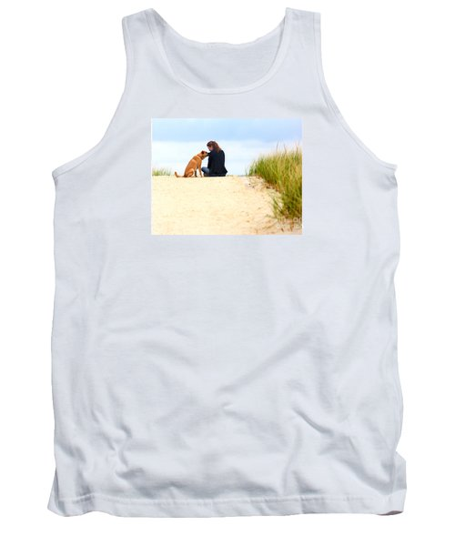 Tank Top featuring the photograph You Are My Sunshine by Dana DiPasquale