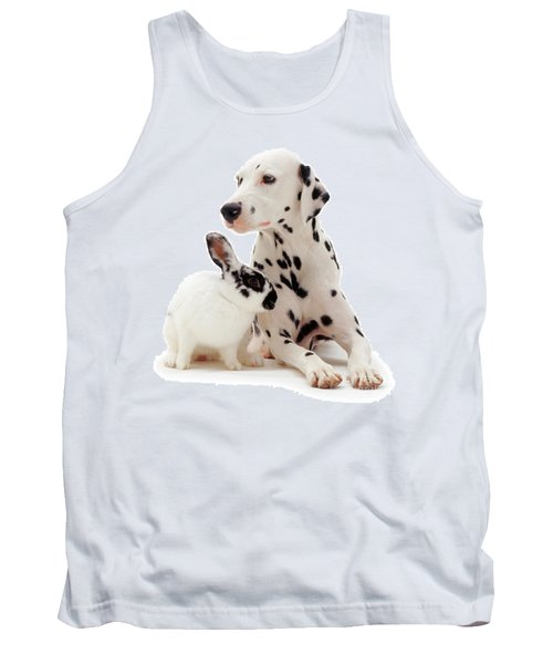 You Knocked My Spots Off Tank Top