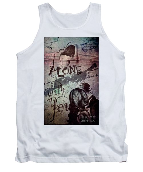 You Tank Top by Mo T