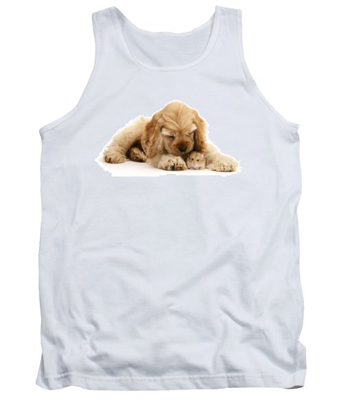You'll Be Fine, Little Guy Tank Top
