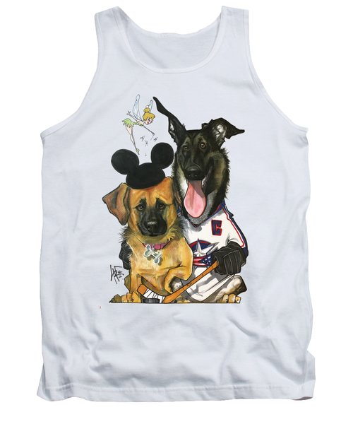 Young 3268 Tank Top