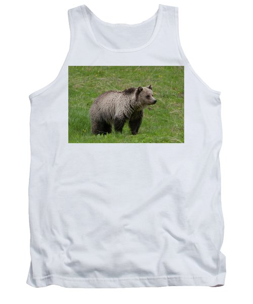 Young Grizzly Tank Top