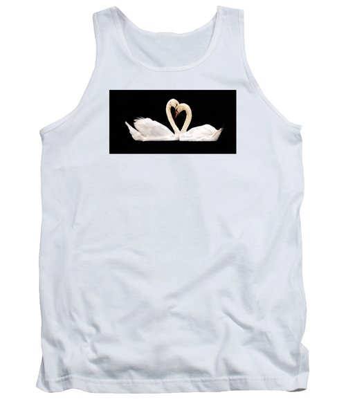 Tank Top featuring the photograph Young Love by Cathy Donohoue