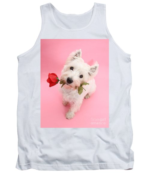 Your Valentine Every Day Tank Top