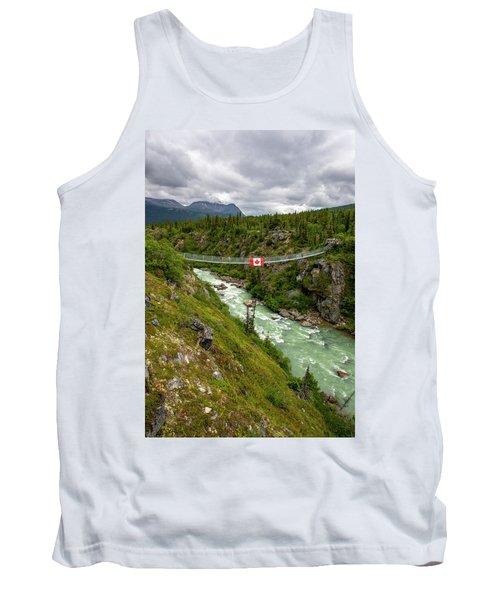 Yukon Suspension Bridge Tank Top