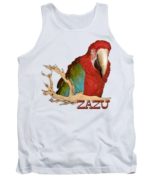 Zazu With Branch Tank Top