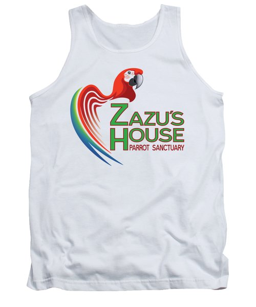 Zazu's House Parrot Sanctuary Tank Top
