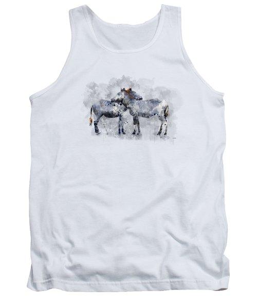 Zebras Tank Top