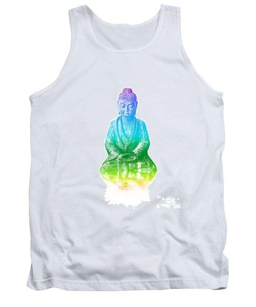 Zen Buddha Tank Top