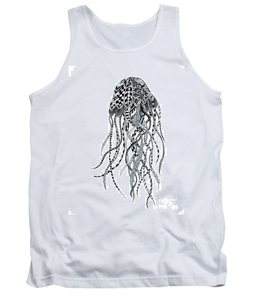 Zen Jellyfish Tank Top